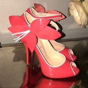 7d9cc0cf6de8 Christian Louboutin Shoes - Christian louboutin Tahiti heels